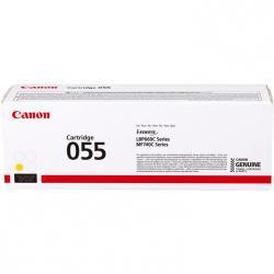 Toner Canon CRG055Y do i-SENSYS MF742Cdw/MF744Cdw | 2100 str. | Yellow
