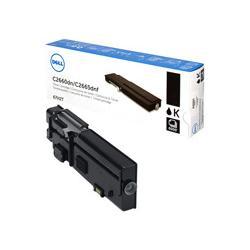 Toner Dell do C2660DN/C2665DNF | 6 000 str. | black
