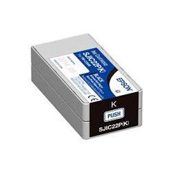 Tusz Epson do SJIC22P TM-C3500 BK