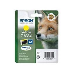 Tusz Epson T1284 do Stylus S22,SX-125/130/230/235W/420W   3,5ml   yellow