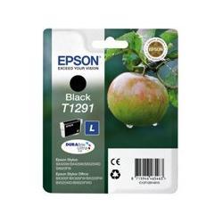 Tusz Epson T1291 do Stylus SX-230/235W/420W/425W/430W | 11,2ml | black