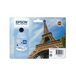 Tusz Epson T7021 do WP-4015DN/4095DN/4515DN/4525DNF   45,2ml   black