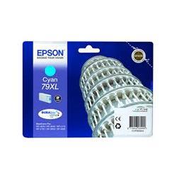 Tusz Epson T7902 do WP-5110/5190/5620/5690   17 ml   cyan