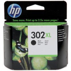 Tusz HP 302XL do Deskjet 1110/2130/3630 | 480 str. | black