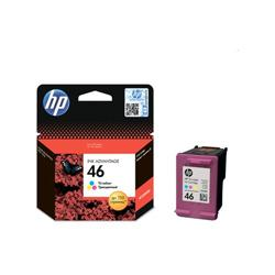 Tusz HP 46 do DJ 4729/2029/2529/2520   750 str.   CMY