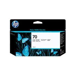 Tusz HP 70 Vivera do Designjet Z2100/3100/3200/5200 | 130 ml | photo black