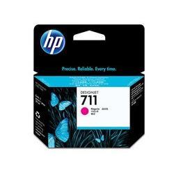 Tusz HP 711 do Designjet T120/520 | 29ml | magenta