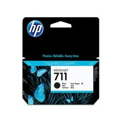Tusz HP 711 do Designjet T120/520 | 38ml | black