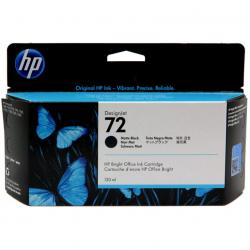 Tusz HP 72 Vivera do Designjet T610/1100/1200/1300 | 130ml | matte black