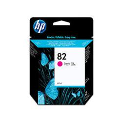 Tusz HP 82 do Designjet 100/200/500/510/800 | 69 ml | magenta