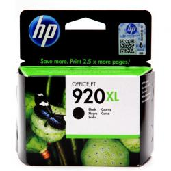 Tusz HP 920XL do Officejet 6000/6500/7000/7500   1 200 str.   black