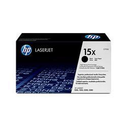 Toner HP 15X do LaserJet 1200/1220/3300/3380   3 500 str.   black