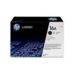 Toner HP 16A do LaserJet 5200   12 000 str.   black