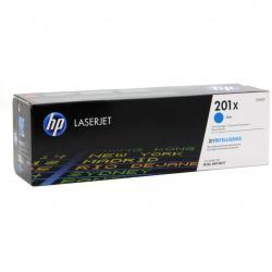 Toner HP 201X do Color LaserJet Pro M252/277 | 2 300 str. | cyan