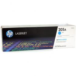 Toner HP 205A do Color LaserJet Pro M180n/M181fw | 900 str | cyan