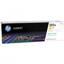 Toner HP 205A do Color LaserJet Pro M180n/M181fw | 900 str | yellow