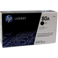 Toner HP 80A do LaserJet Pro 400 M401/425 | 2 560 str. | black