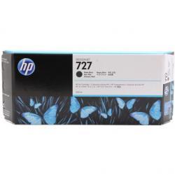 Tusz HP 727 MB do Designjet T920/1500/2500 | 300ml | matte black