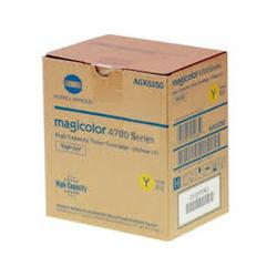 Toner Konica Minolta do Magicolor 4750 | 6 000 str. | yellow