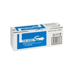 Toner Kyocera TK-590C do FS-C2026/C2126 | 5 000 str. | cyan