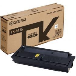 Toner Kyocera TK-6115 do ECOSYS M4125idn | 15 000 str. | black | 1T02P18NL0