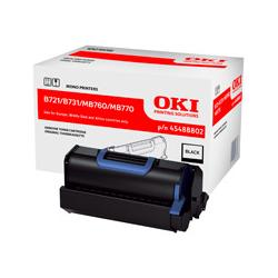 Toner Oki do B721/731/ MB760/770 | 18 000 str. | black