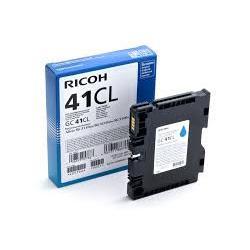 Tusz Ricoh do SG2100N/3110DN/3110DNW GC 41CL | 600 str. | cyan