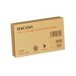 Tusz żelowy Ricoh do MPC1500SP   3 000 str.   yellow