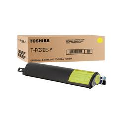 Toner Toshiba T-FC20EY do e-Studio 2020C | 16 800 str. | yellow