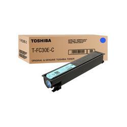 Toner Toshiba T-FC30EC do e-Studio 2050/2550 | 33 600 str. | cyan