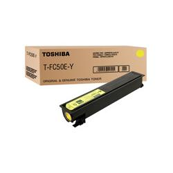 Toner Toshiba T-FC50E Y do e-Studio 2555 I 33 600 str. | yellow
