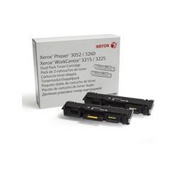 Zestaw w tonerów Xerox do WorkCentre 3215/3225 | 2 x 3 000 str. | black