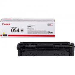 Toner Canon 054 H do i-SENSYSMF645Cx/MF643Cdw | 2 300 str.| Yellow