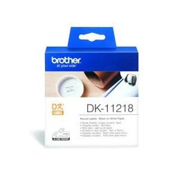 Etykieta Brother do QL-500/550/560/650/1050/1060N | 24mm DK-11218