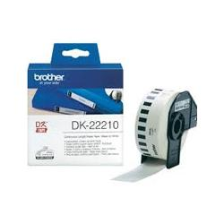 Etykieta Brother do QL-500/550/560/650/1050/1060N | 29mm x 30,48m DK22210