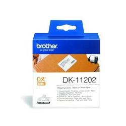 Etykieta Brother do QL-500/550/560/650/1050/1060N | 62x 100 mm | DK-11202