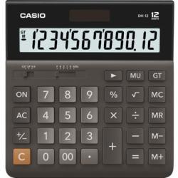 Kalkulator Casio DH-12 czarny