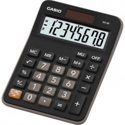 Kalkulator Casio MX-8B czarny
