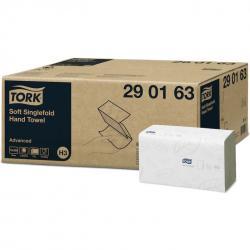 Ręczniki ZZ Tork Advanced H3 białe (15x250)