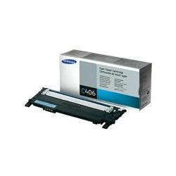 Toner HP do Samsung CLT-C406S   1 000 str.   cyan