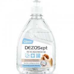 Żel do dezynfekcji rąk Clinex DezoSept 500ml
