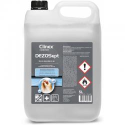 Żel do dezynfekcji rąk Clinex DezoSept 5L
