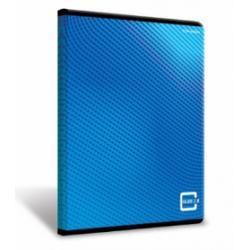Zeszyt Top 2000 Color 2.0 A4/60k kratka niebieski