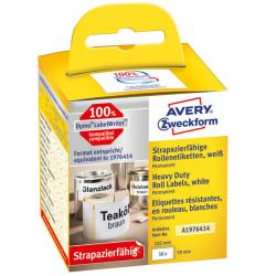 Etykiety na rolce Avery Zweckform 59x102mm Heavy D