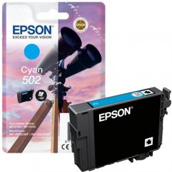Tusz Epson 502 do Expression Home XP-5105/XP-5100 | 3,3 ml | Cyan
