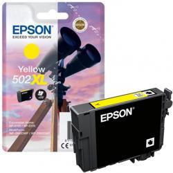 Tusz Epson 502 do Expression Home XP-5105/XP-5100 | 3,3 ml | Yellow