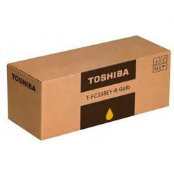 Toner Toshiba T-FC338EYR do e-STUDIO 338cs/cp 388cs/cp | 6 000 str. | yellow