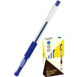 Długopis żelowy GR 101 niebieski