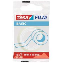 Taśma biurowa TESA BASIC 10m X15mm (10) 58553-0000-00