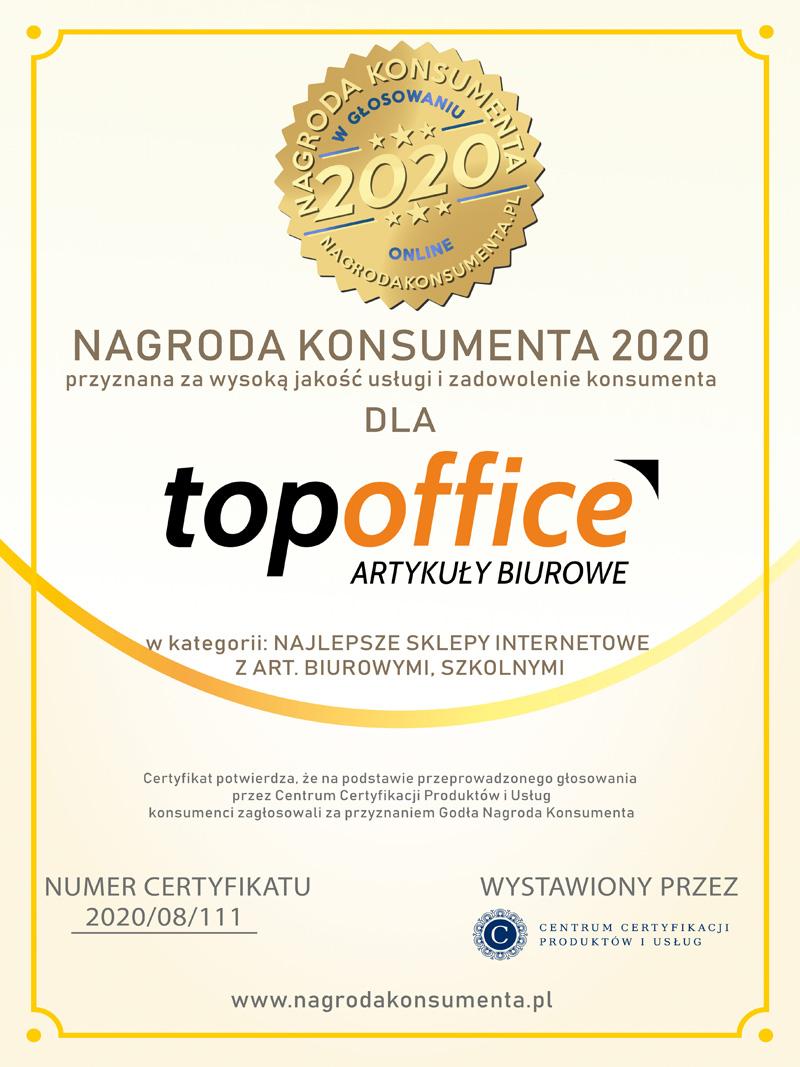 Nagroda Konsumenta 2020